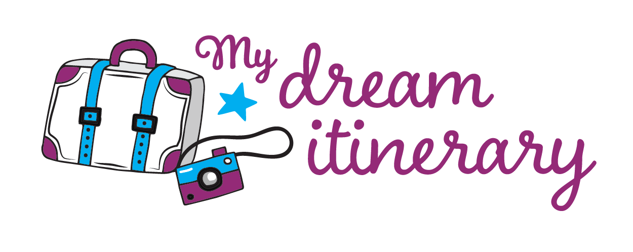 My Dream Itinerary Header Logo